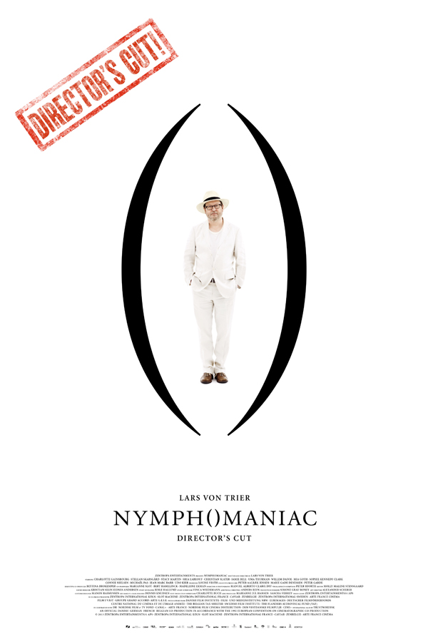 nymphomaniac director's cut poster