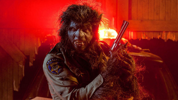 wolfcop Blodig Weekend 2014