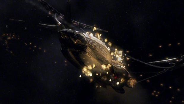 Battlestar Galactica komplette serie anmeldelse blu-ray anbefaling anmeldelse 02