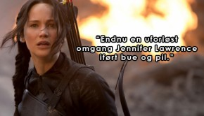 Hunger Games The Mockingjay part 1 biograf thumb