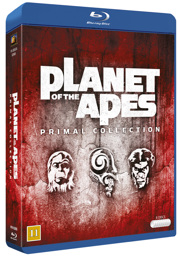 planet of the apes collection cover