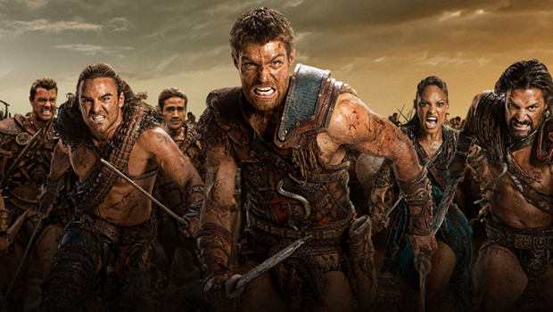 spartacus serie blu-ray 02