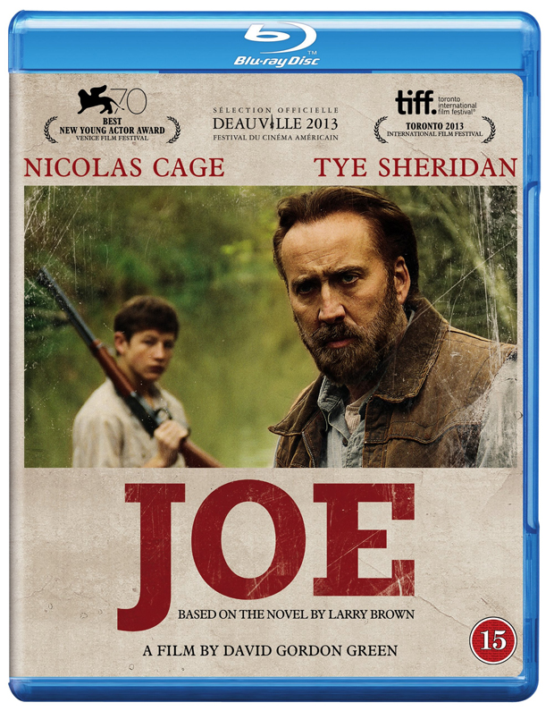 Joe blu-ray cover