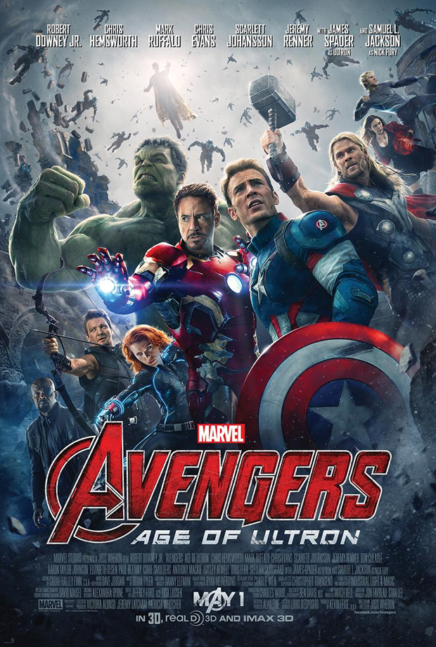 avengers 2 age of ultron poster