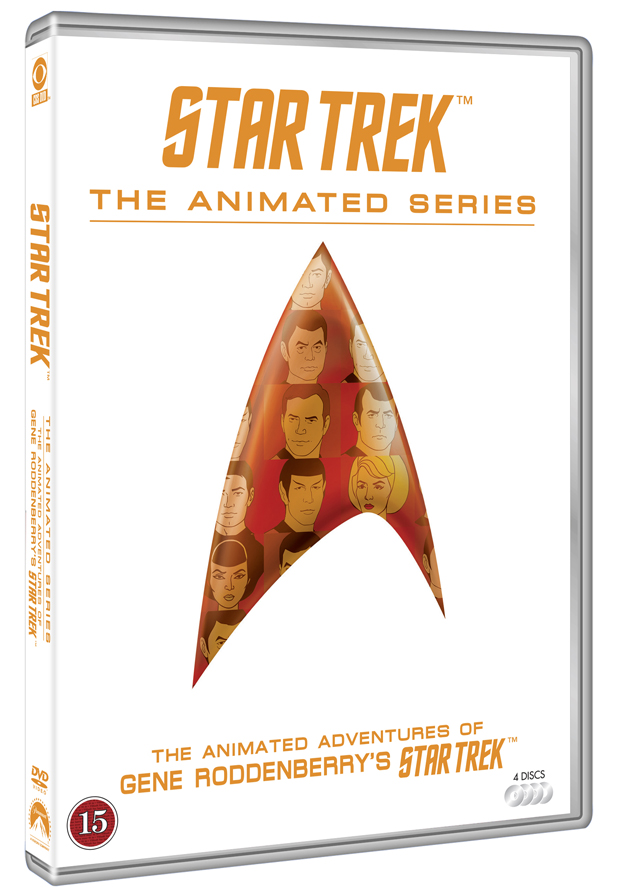 Star Trek The Animated Series cover