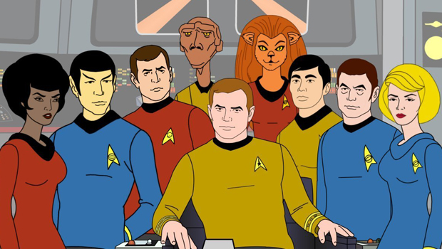 star trek animated series 01