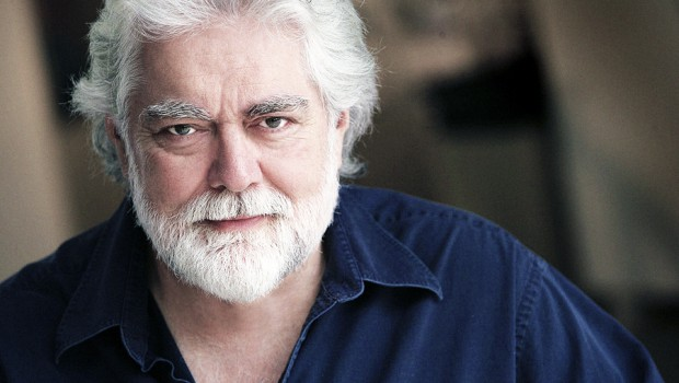"""Gunnar Hansen, who is best known as Leatherface in the 1974 classic horror film, """"The Texas Chain Saw Massacre."""" Hansen, 66, who lives in Maine had just gotten a graduate degree from the university of TEXAs austin when he was cast as the masked, mentally diminished chainsaw wielding killer. He's written a book about the event and will be at the aero theatre Friday night for a screening and discussion"""