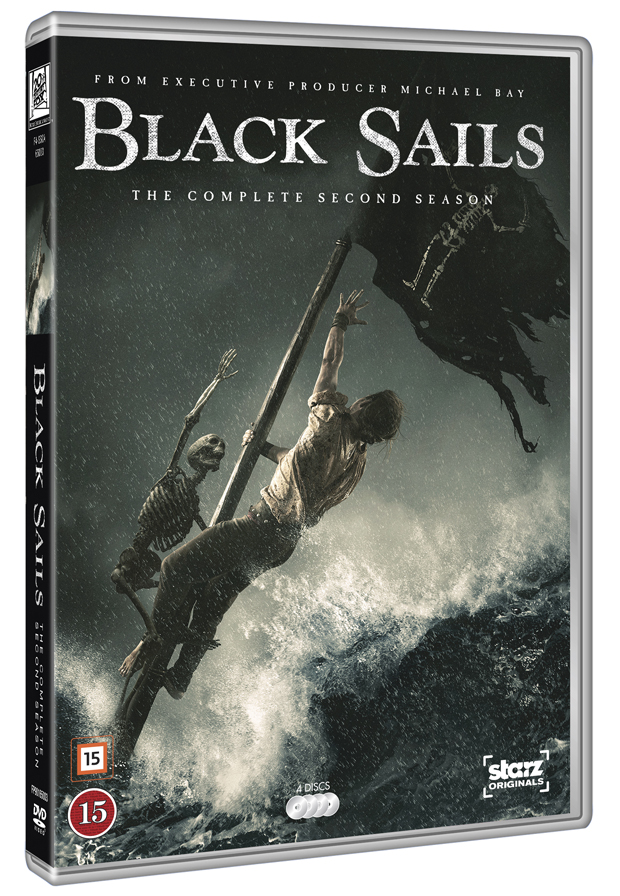 Black Sails s2 cover