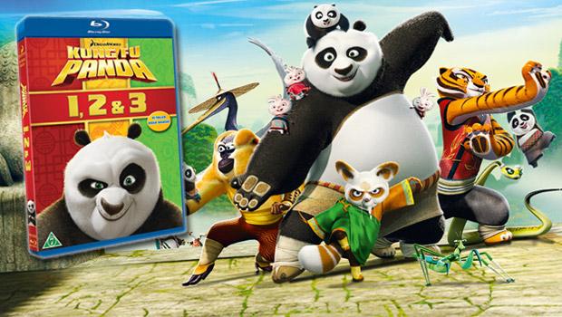 kung fu panda 3 danske stemmer