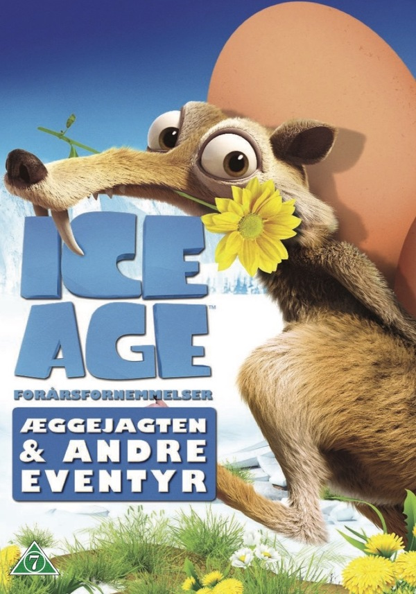 Ice Age, aeggejagten cover