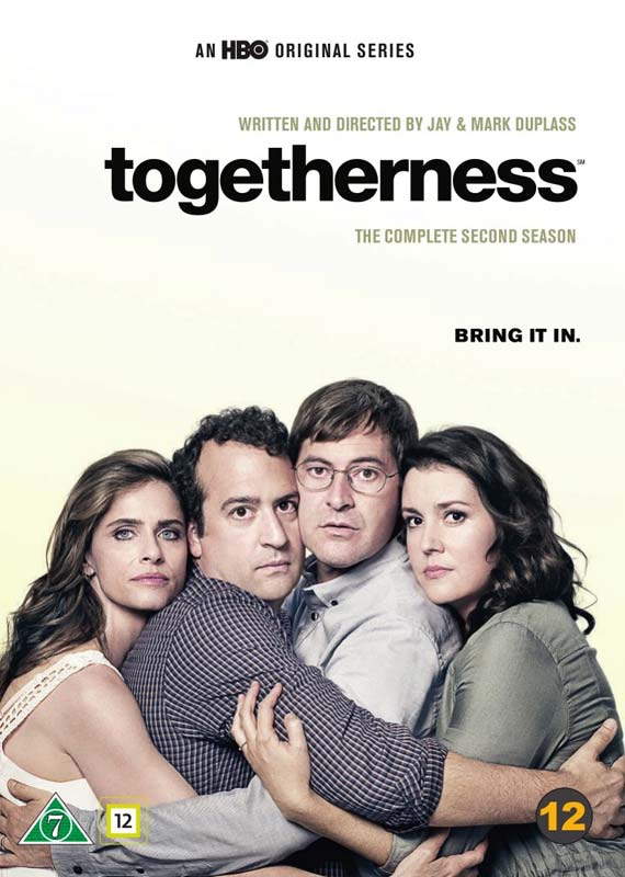 Togetherness season 2 cover