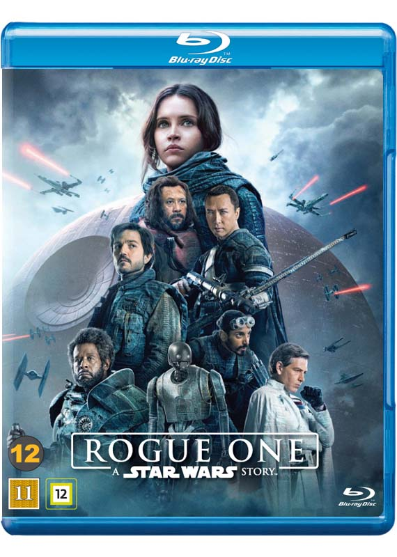 rogue one blu-ray cover