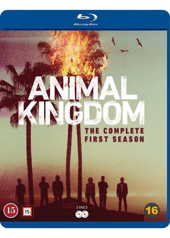Animal Kingdom season 1 cover