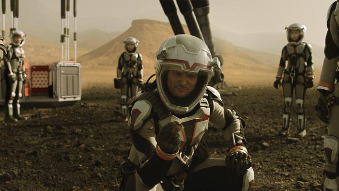 Mars season 1 blu-ray 01