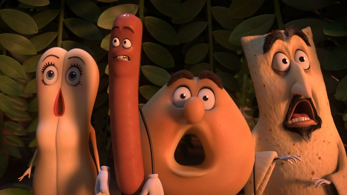 Sausage Party blu-ray 01