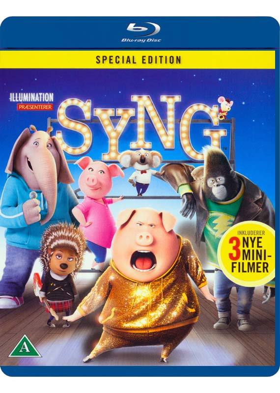 Syng Blu-ray cover