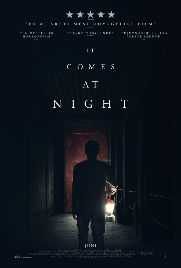 It Comes at Night biograf poster