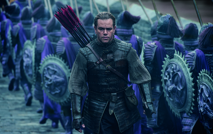 The Great Wall blu-ray 01