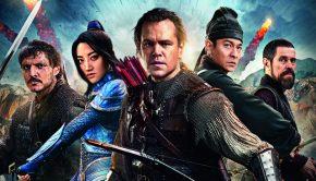The Great Wall blu-ray thumb