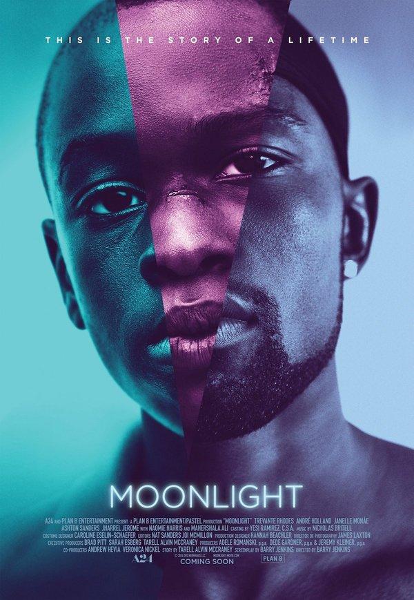 Mooonlight poster