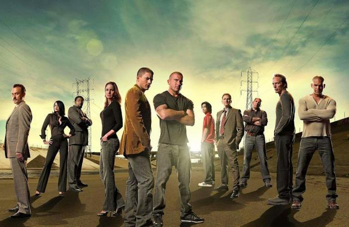 Prison Break event series 01