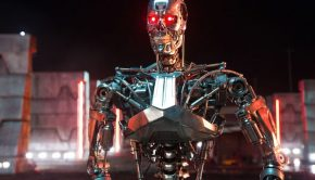 Terminator Genisys 4k ultra hd Blu-ray