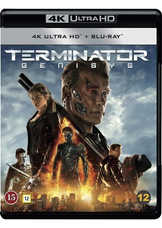 Terminator Genisys 4k ultra hd thumb