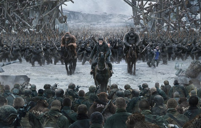 War for the Planet of the Apes 01