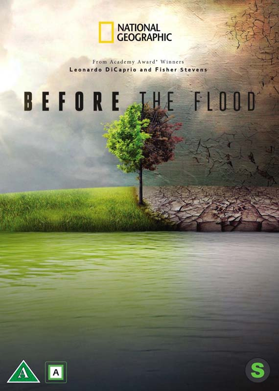 Before the Flood cover