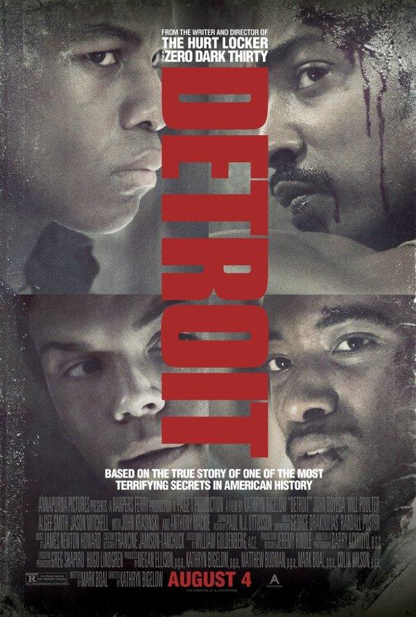 Detroit biograf poster
