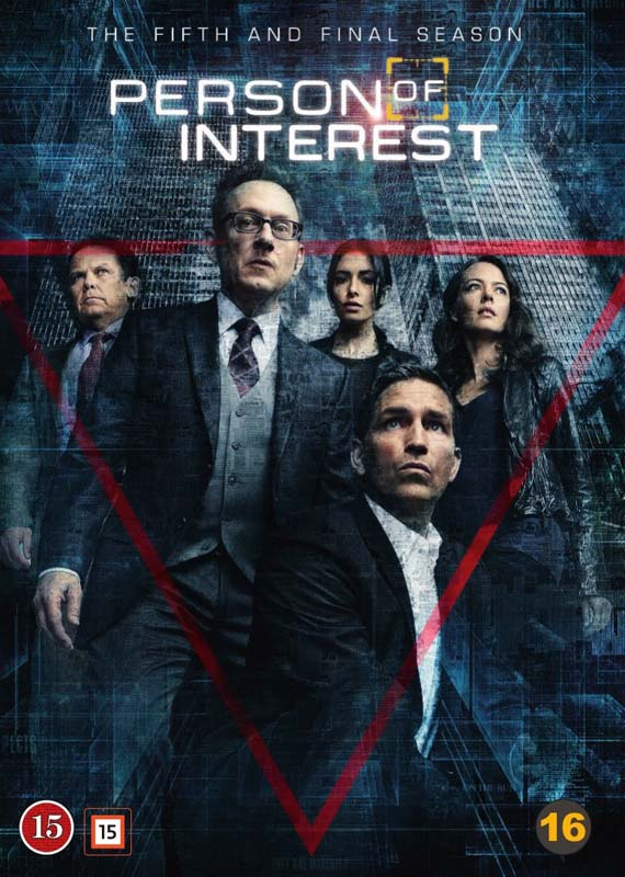 Person of Interest blu-ray cover