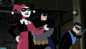 Batman and Harley Quinn blu-ray thumb