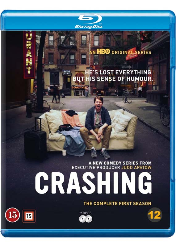 Crashing blu-ray cover