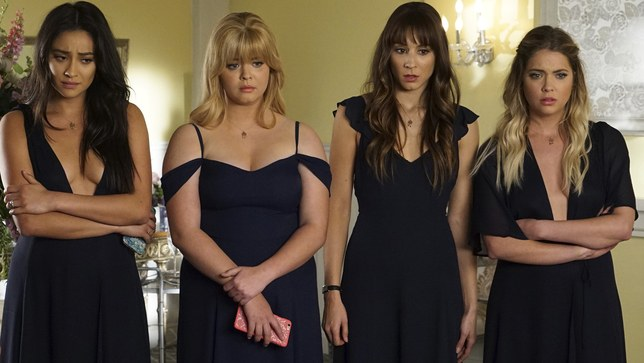 Pretty Little Liars dvd 01