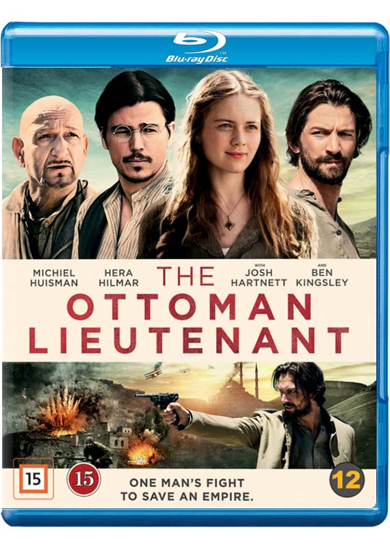 The Ottoman Lieutenant blu-ray cover