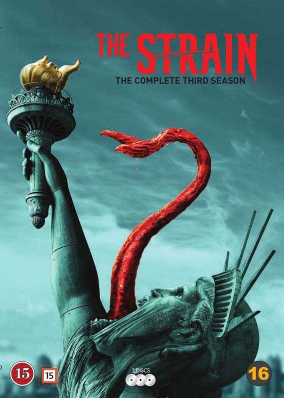 The Strain season 3 cover
