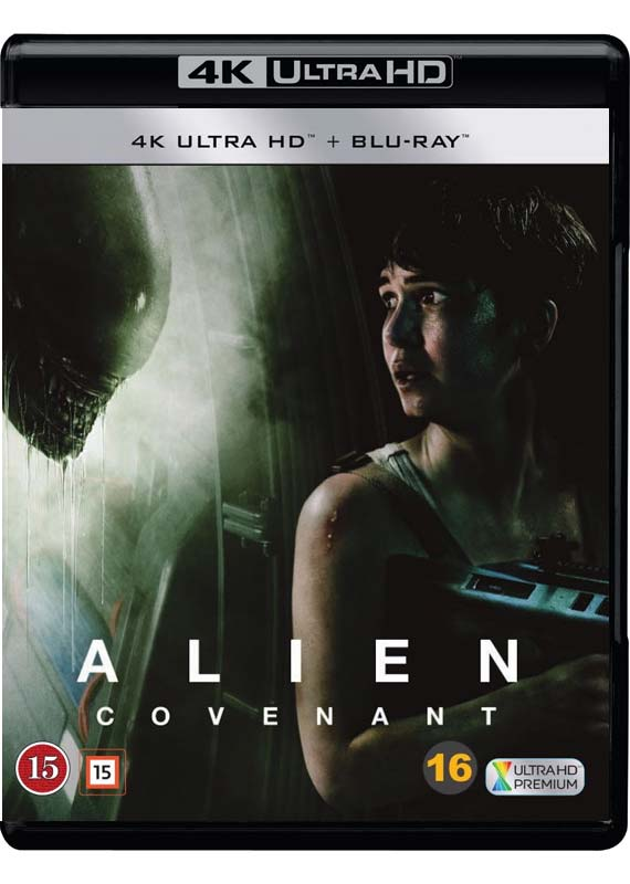 alien covenant 4k cover