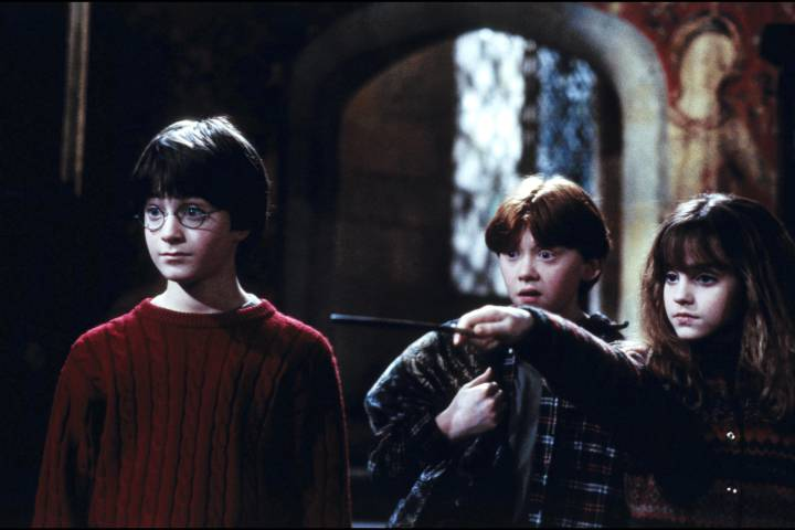 Harry Potter and the Philosophers Stone 01
