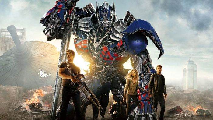 Transformers Age of Extinction thumb