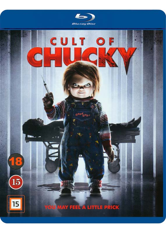 cult of chucky blu-ray cover