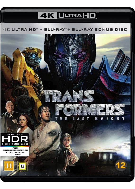 transformers last knight 4k cover
