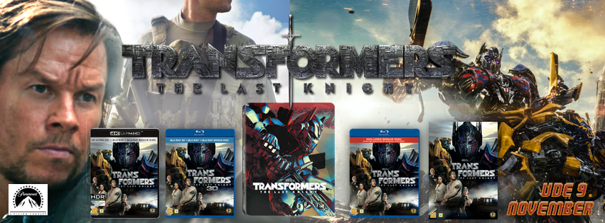 transformers last knight banner