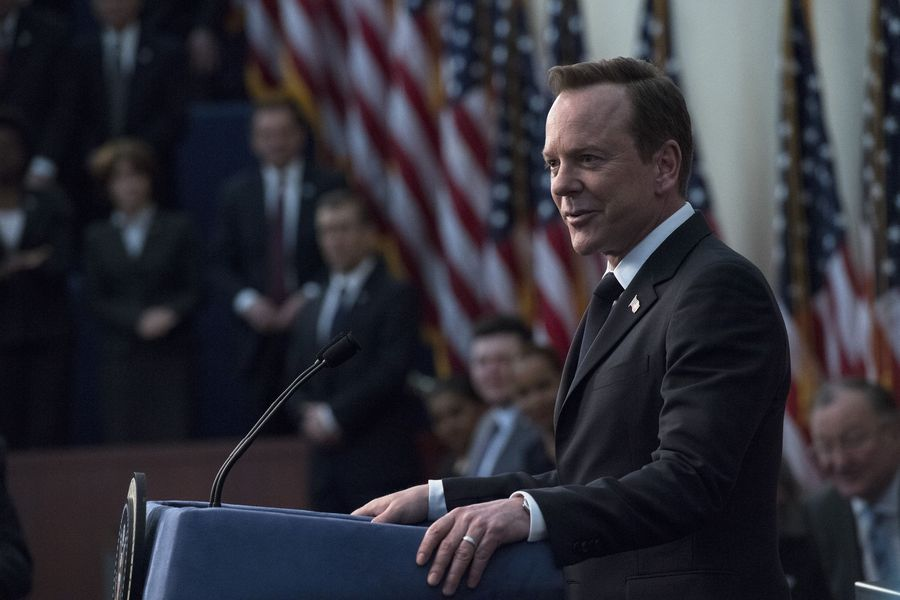 Designated Survivor dvd 01