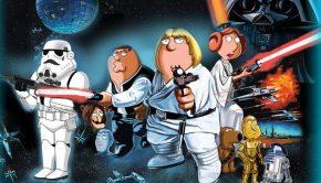Family Guy Star Wars Trilogi blu-ray thumb
