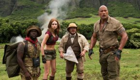Jumanji Welcome to the Jungle biograf thumb