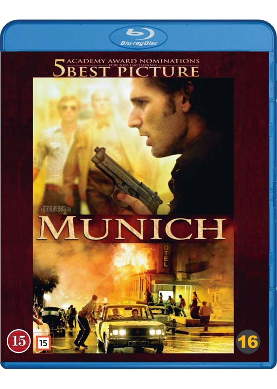 Munich Blu-ray cover