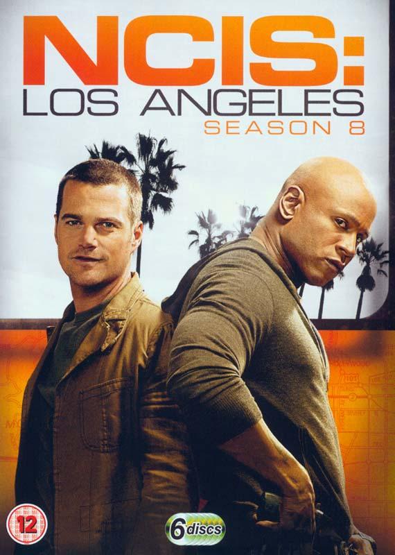 NCIS Los Angeles Season 8 cover