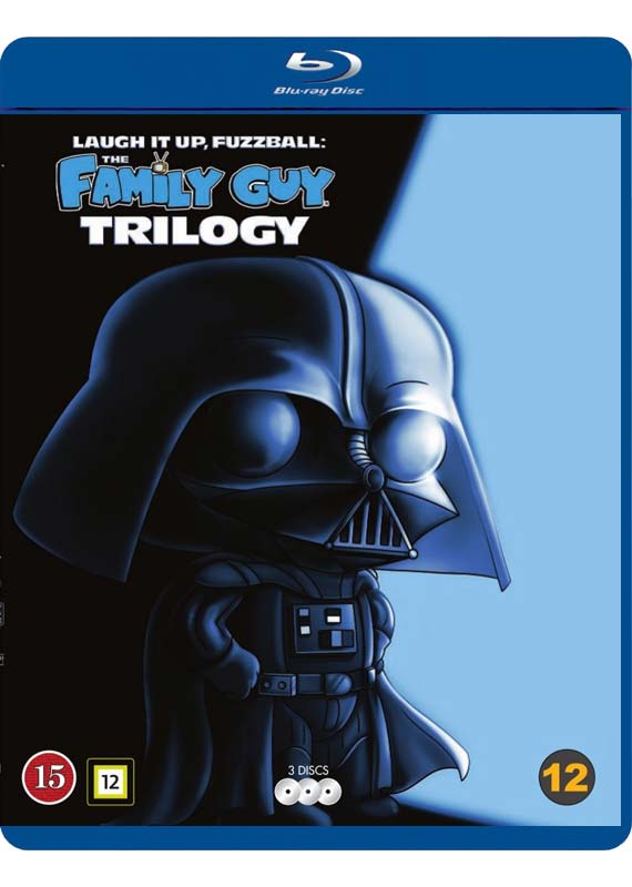 family guy trilogy blu-ray cover