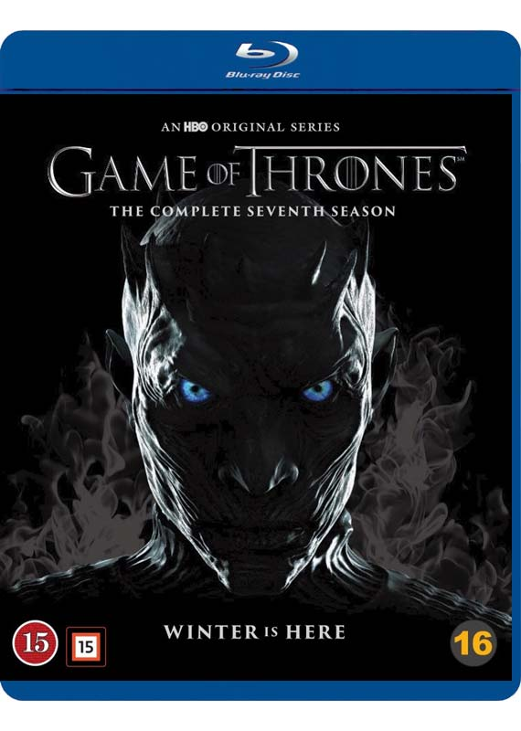 game of thrones 7 blu-ray cover