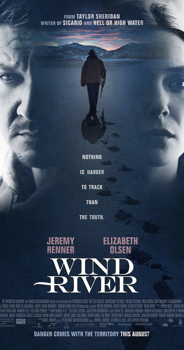 wind river biograf poster